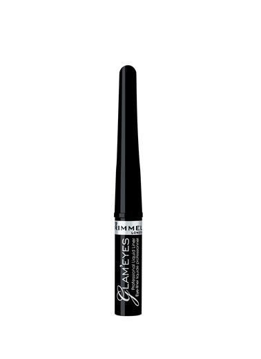 Rimmel London Glam'Eyes Professional Liquid Eyeliner-Black Glamour-Rimmel London